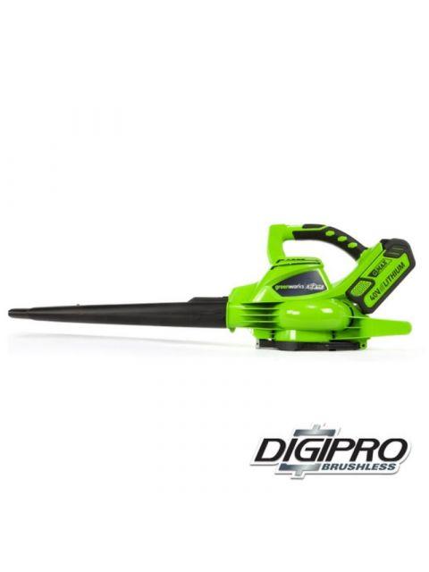 Greenworks Accu Bladblazer en zuiger Digipro 40V
